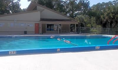 Pool, Lamplighter, 2