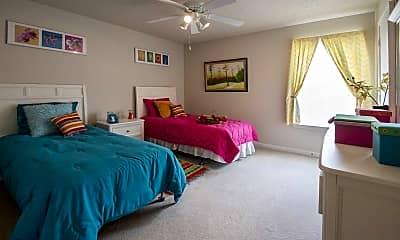 Bedroom, Landings of Conroe Apartments, 2