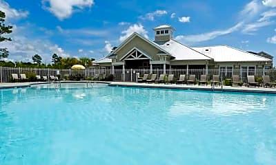 Pool, Compass Landing, 2