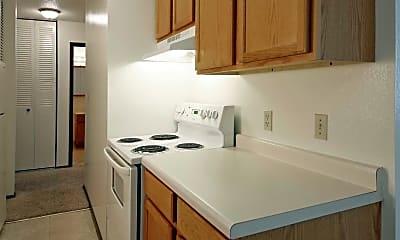 Kitchen, 3615 Landeco Apartments, 1