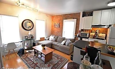 Living Room, 22 E Beck St, 0