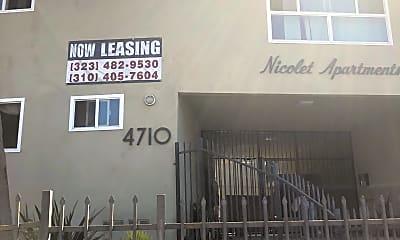 Nicolet Apartments, 1