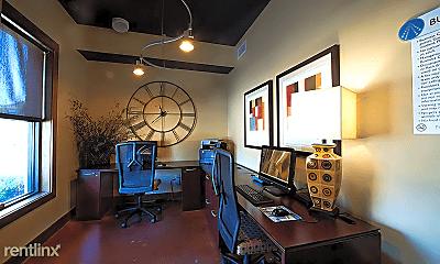 Living Room, 5500 McKinney Pl Dr, 1
