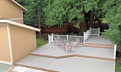 Patio / Deck, 16435 SE 34th St, 2