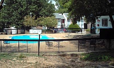 Pool, 336 Lake Meadows Dr, 1
