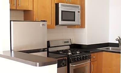 Kitchen, 407 E 78th St, 1