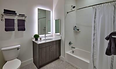 Bathroom, 33 Ashland Ave 338, 1