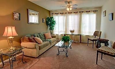 Living Room, 6425 Oakley Rd, 0