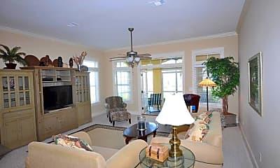 Living Room, 850 Grand Harbour E, 1