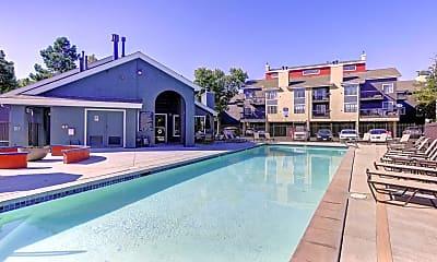 Pool, Advenir at Del Arte Townhomes, 1