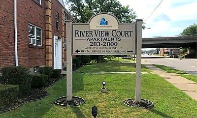 River View Court Apartments, 1