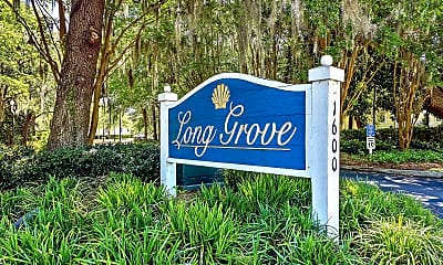 Community Signage, 1600 Long Grove Dr 1417, 2