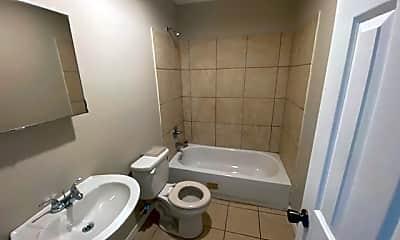 Bathroom, 3712 2nd Street, 2