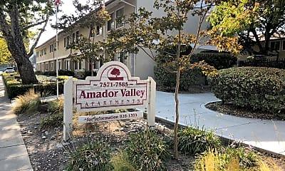 Amador Valley, 1