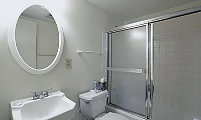 Bathroom, 1009 Francis Dr, 2