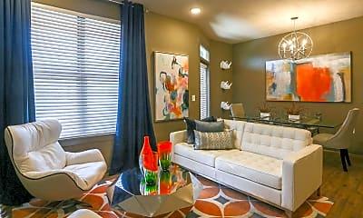 Living Room, Bowman Pointe, 1