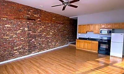 Living Room, 2113 E Huntingdon Street, 2