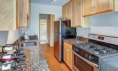 Kitchen, KMS Calhoun, 1