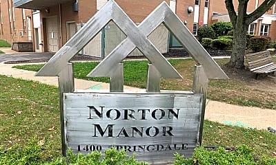Norton Manor, 1
