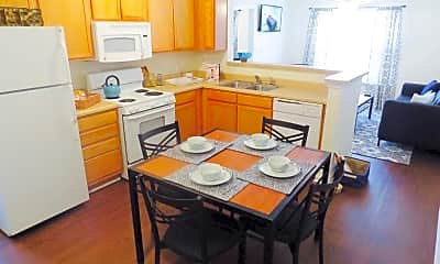 Kitchen, The Lowell, 0