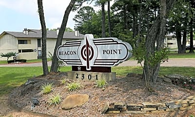 Community Signage, Beacon Point Apartments, 2