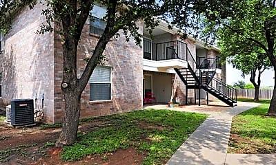 Building, Encino Park Apartments, 1
