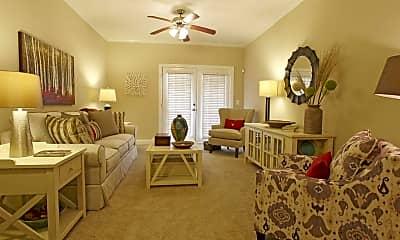 Living Room, New Garden Square, 0