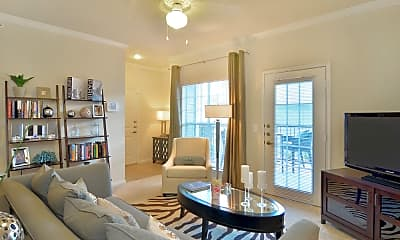 Living Room, IMT Woodland Meadows, 1