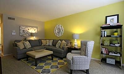 Living Room, Grand Oaks, 1