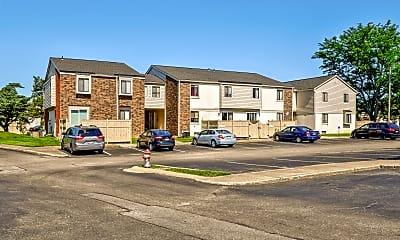 Building, Hunters Ridge, 0