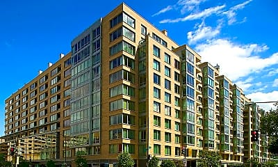 Building, 1155 23rd St NW PH1G, 0