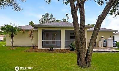 Building, 3671 Monday Terrace, 2