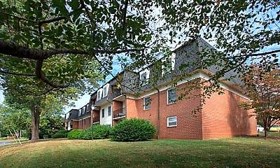 Building, Ivy Garden, 2