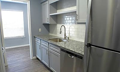 Kitchen, 7504 S Country Club Dr., 1