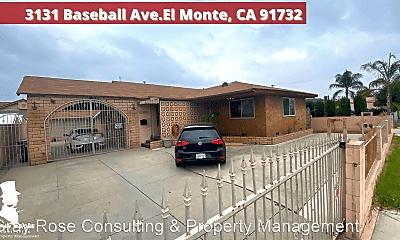 Building, 3131 Baseball Ave, 1