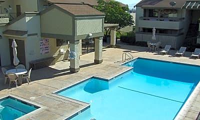 Pool, Park Terrace, 1