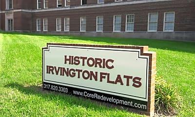 Historic Irvington Flats, 1