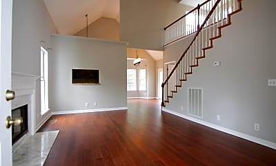 Living Room, 1437 Bell Trace Dr, 1