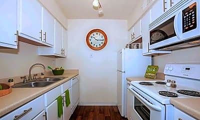 Kitchen, Serrano Gardens, 0