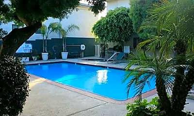 Pool, Casa De Oro, 1