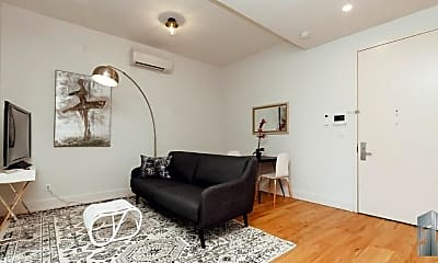 Living Room, 1629 Pacific St, 1
