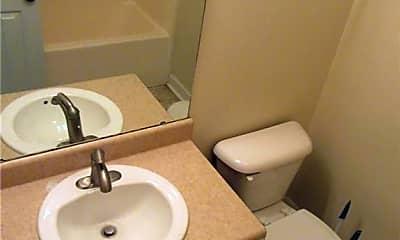 Bathroom, 2212 Cliff Swallow Drive, 2