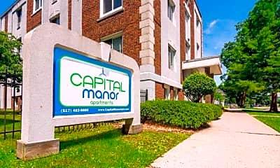 Capital Manor Apartments, 1