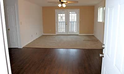 Living Room, 414 Terrace Rd.  C, 1