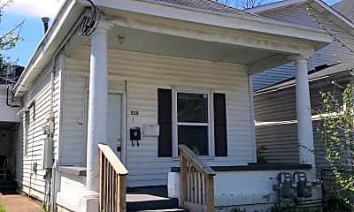 Building, 520 E Ormsby Ave, 1