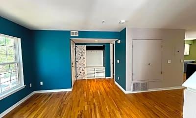 Living Room, 1641 N WASHINGTON ST, Unit E, 1