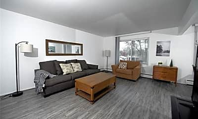 Living Room, 12800 W Nine Mile Rd, 1