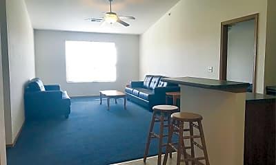 Living Room, 1741 Putnam Ave, 1