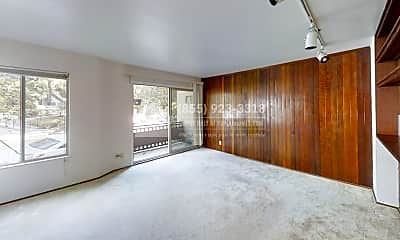 Living Room, 401 Monte Vista Ave 106, 1