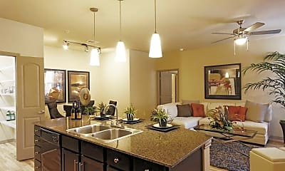 Living Room, Discovery at Kingwood, 1